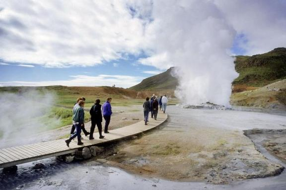 Blue Lagoon and Krysuvik Tour W/ Admission Tickets