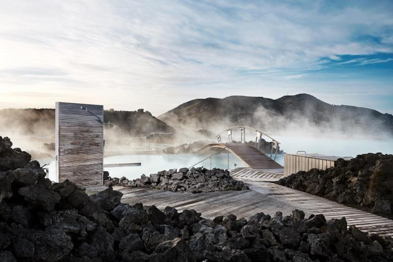 Blue Lagoon Tickets with Transfer to/from Reykjavik