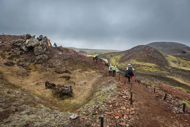 Thrihnukagigur Volcano Tour - Inside the Volcano