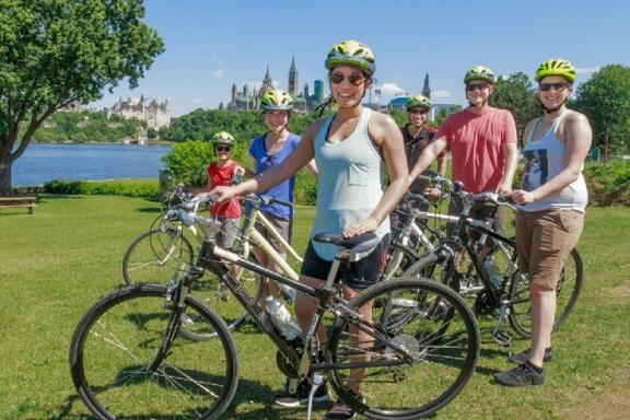 Ottawa Express Bike Tour