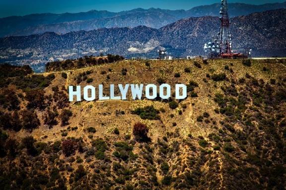 BMW 6 Convertible Hollywood Sign Tour