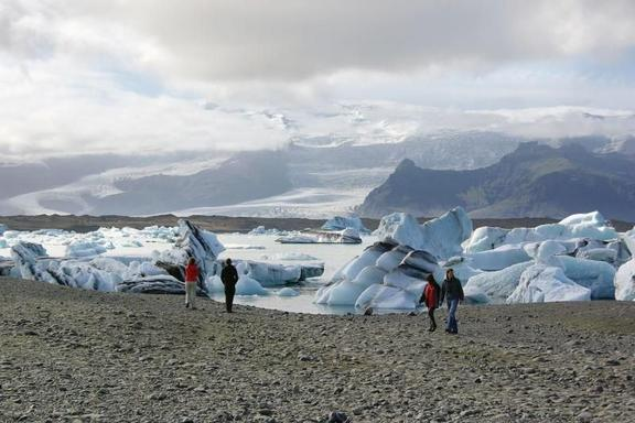 South Shore and Jokulsarlon Glacier Lagoon Day Trip