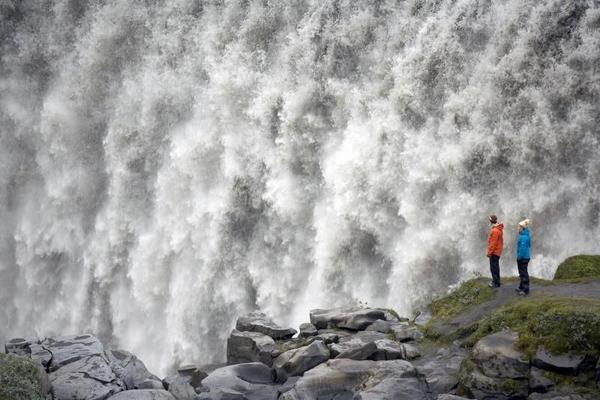Dettifoss Day Trip from Akureyri