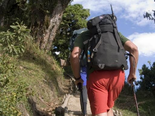 4-Day Meru Mountain Climbing Tour