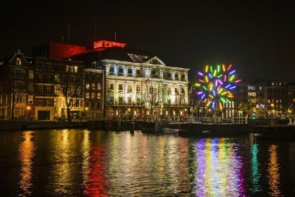Amsterdam Light Festival Canal Cruise
