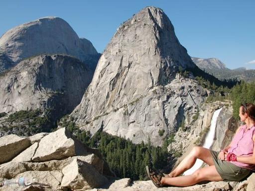 3-Day Yosemite and Lake Tahoe Camping Tour