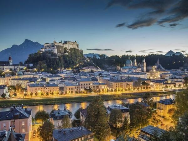 7-Day Central Europe Tour from Zurich