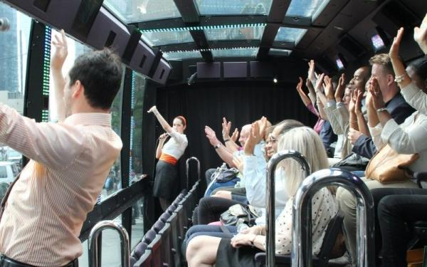 NYC THE RIDE - The Downtown VR Experience