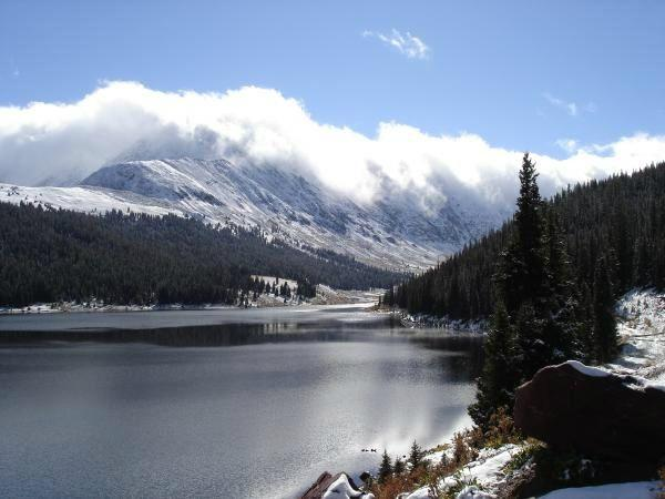 20-Day Rocky Mountain Camping Tour