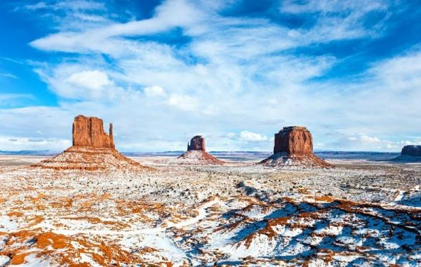 9-Day West Coast Holiday Package: Grand Canyon at XMAS & Las Vegas New Year Tour