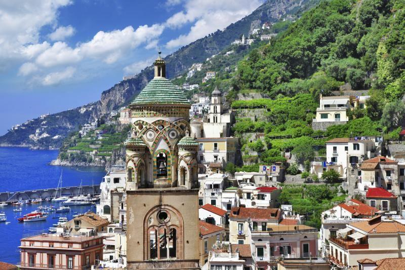 Amalfi Coast and Positano Day Trip from Rome by High-Speed Rail