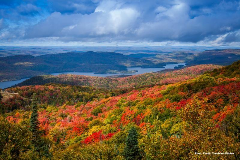 Mont Tremblant & Laurentians Day Trip with Lac des Sables Cruise from Montreal
