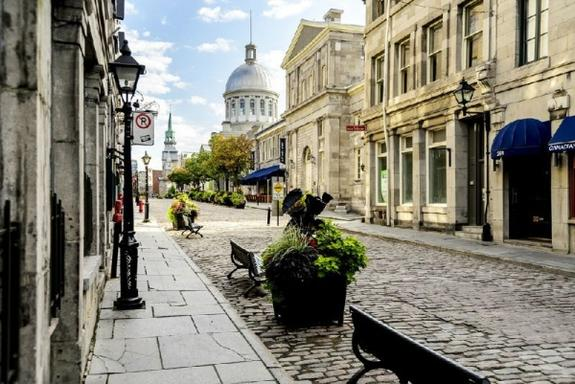 Panoramic Montreal Sightseeing Tour