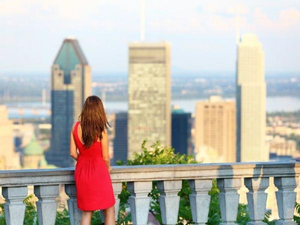 Panoramic Montreal Sightseeing Tour from Montreal