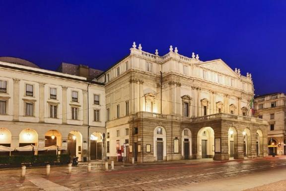 La Scala Theatre and Museum Tour