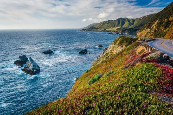 14-Day Pacific Coast Camping Tour