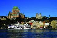 Quebec City and Montmorency Falls Day Trip from Montreal W/ Montmorency Cruise