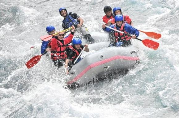 2-Day Jinja White Water Rafting Tour
