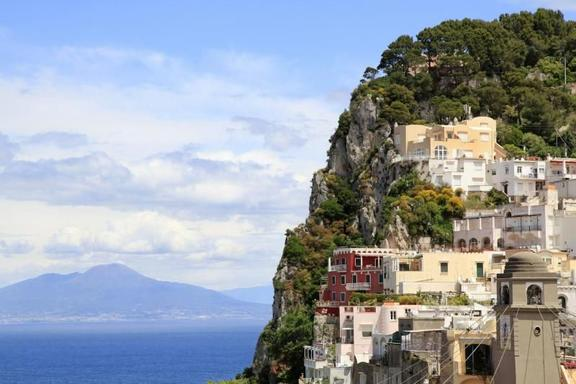 2-Day Sorrento Peninsula Tour from Rome: Naples - Pompeii - Sorrento