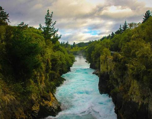 6-Day North Island Scenic Adventure Tour: Hahei - Rotorua - Tongariro - Wellington