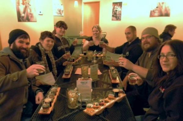 Anchorage Beer Tasting Tour