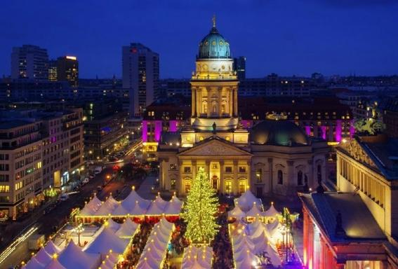Berlin Christmas Markets Tour