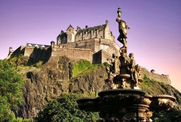 3-Day Edinburgh, Loch Ness and Highlands Holiday from London by Rail