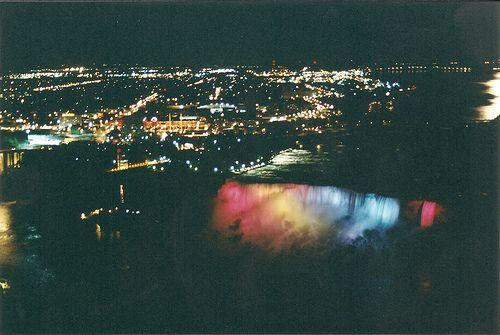 1-Day Niagara Falls Evening Tour - Canadian Side