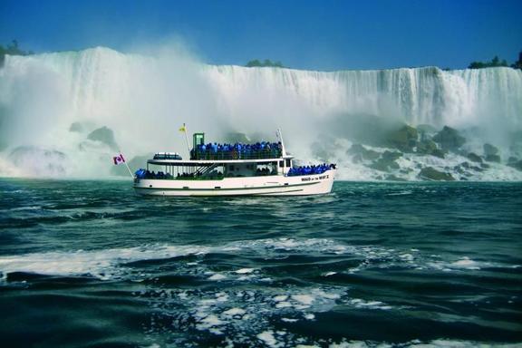 Niagara Falls Day Tour - US Side