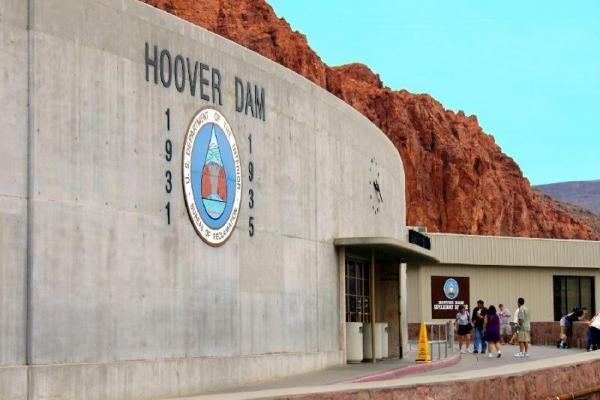 Hoover Dam VIP Tour w/ Colorado River Rafting