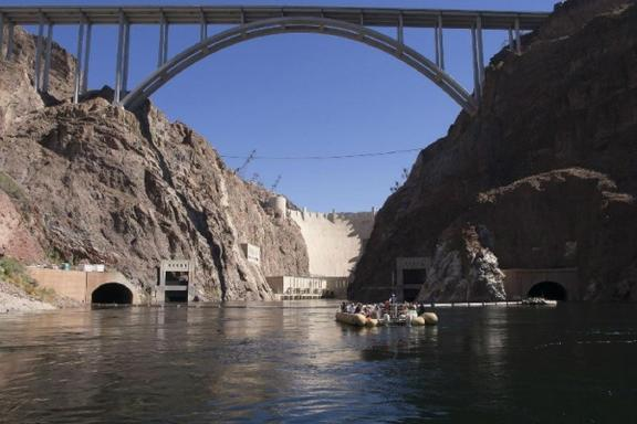 Hoover Dam VIP Tour w/ Colorado River Rafting