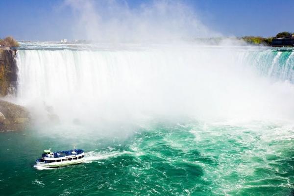 Niagara Falls Day Tour - Canadian Side