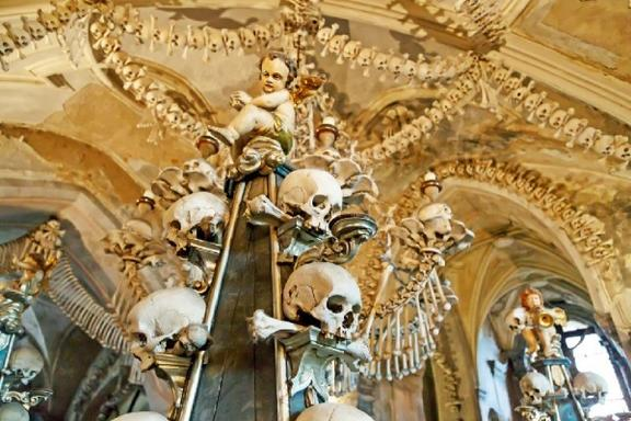 Kutna Hora Day Trip from Prague w/ Sedlec Ossuary