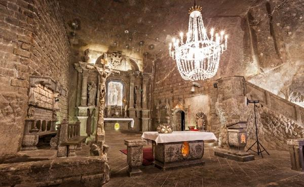 4-Hour Krakow Salt Mines Guided Tour