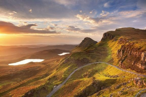 7-Day Gorgeous Tour of Scotland: Isle of Skye - Scottish Highlands - Glencoe