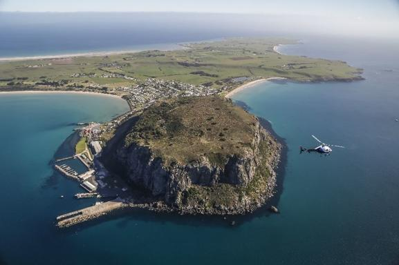 Scenic Stanley Helicopter Tour