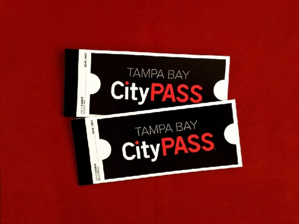 fort lauderdale attractions:Tampa Bay CityPASS