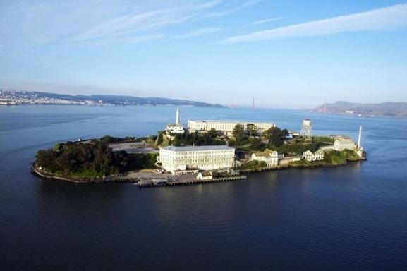 San Francisco Sightseeing Tour and Escape from the Rock Cruise