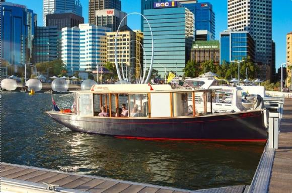 Swan River Morning Tea Cruise