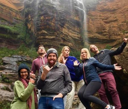 Blue Mountains Adventure Hike
