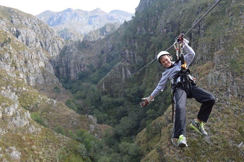 Cape Canopy Ziplining Tour