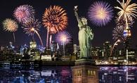 1-Day 2017 New Year's Eve Countdown Tour to New York**From Boston**