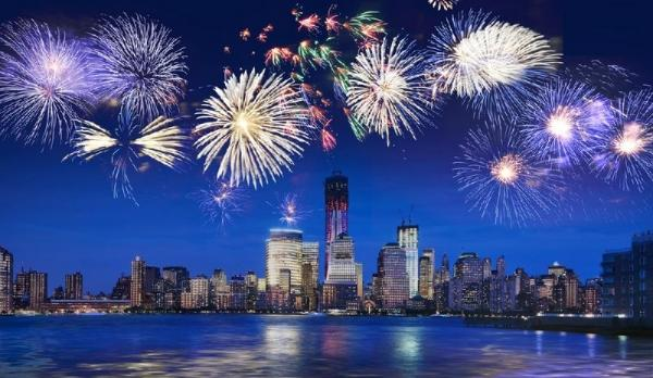 9-Day NYC New Year's Eve & East Coast Tour Package From Chicago