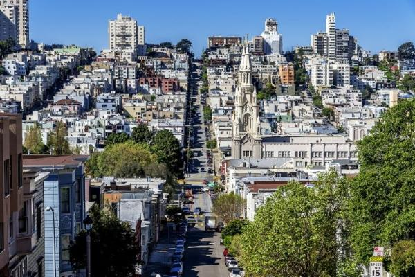 San Francisco Sightseeing & Food Tour