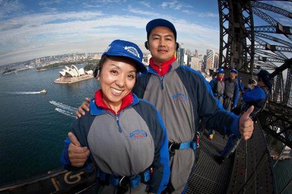 Sydney Harbour Bridge Climb Sampler