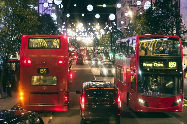 3-Day Christmas in London Holiday Package