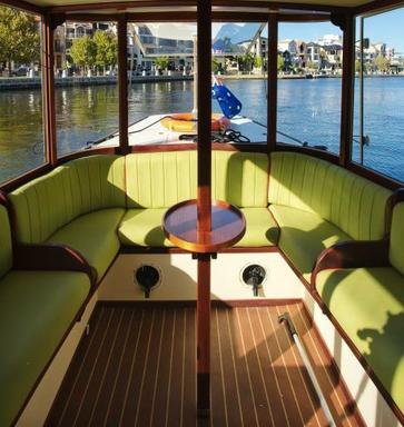 Swan River Afternoon Tea Cruise