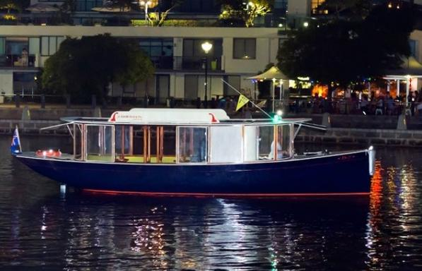 Swan River Private Twilight Cruise