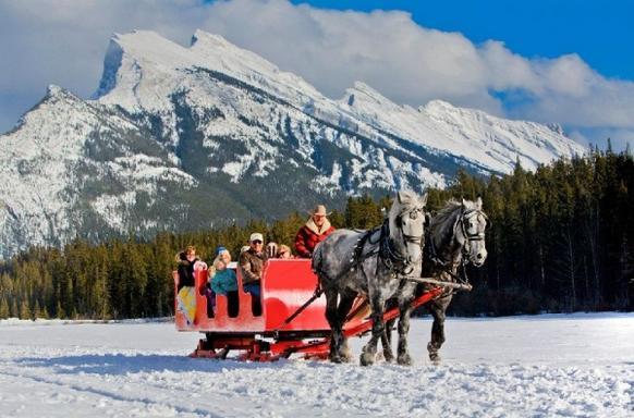 Banff Sleigh Rides