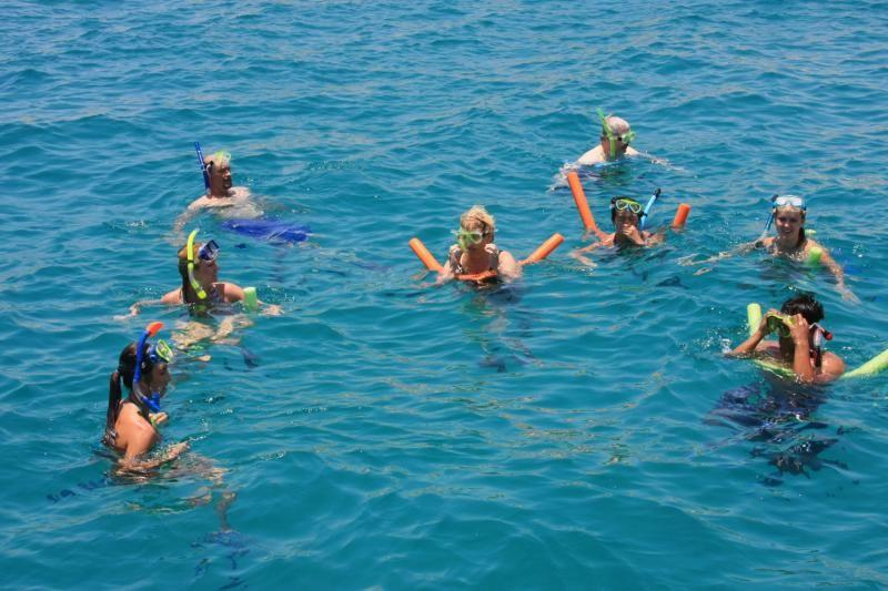 Cabo Snorkeling Tour